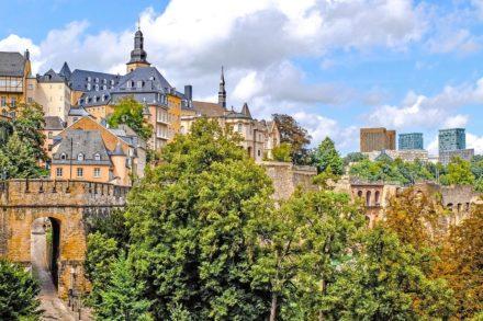 Luxembourg, société offshore