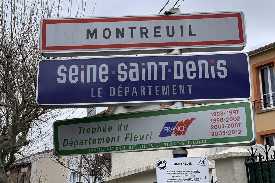 précarité menstruelle, Montreuil