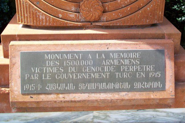 Biden, génocide arménien