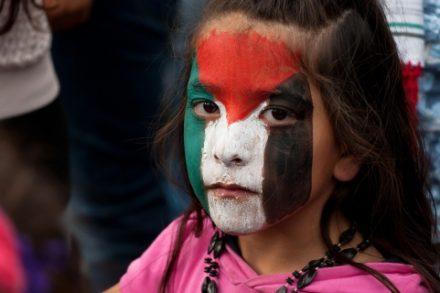 Palestiniens, manifestations, Paris