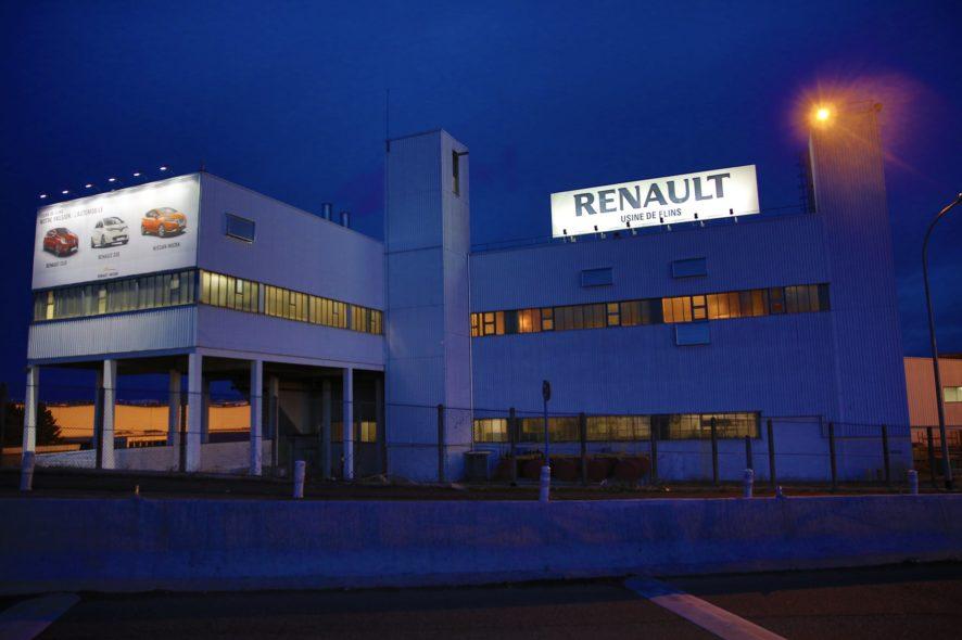 Renault, externalisation, Licenciements