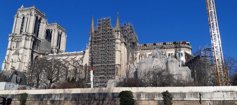 Notre-Dame, plainte, plomb