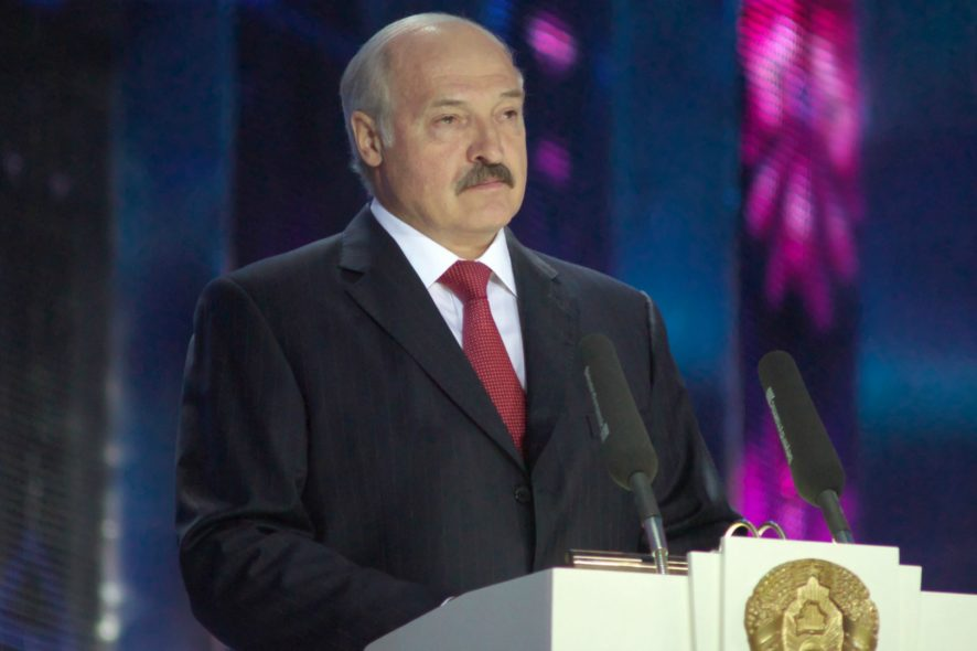 Biélorussie, sanctions