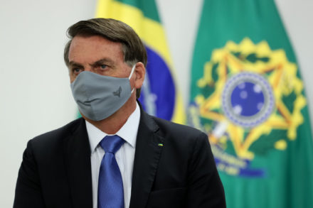 Bolsonaro, soutien