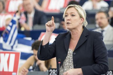 Le Pen, Zemmour