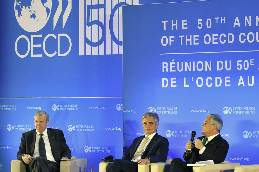 OCDE, multinationales